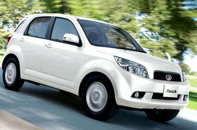 Toyota Rush Compact Suv May Come To India within Toyota Rush 5 Seater