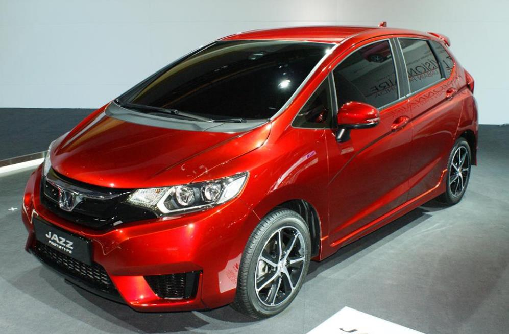 Keistimewaan Honda Jazz Seri All New Honda Jazz