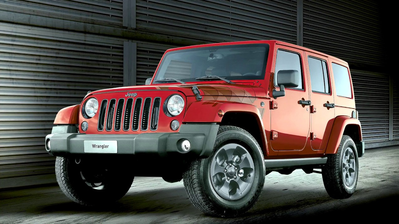 Jeep Wrangler Night Eagle