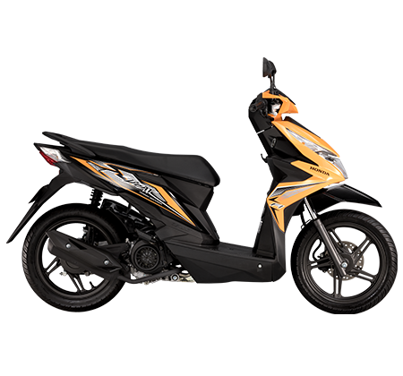 5 Motor Terlaris di Indonesia November 2017