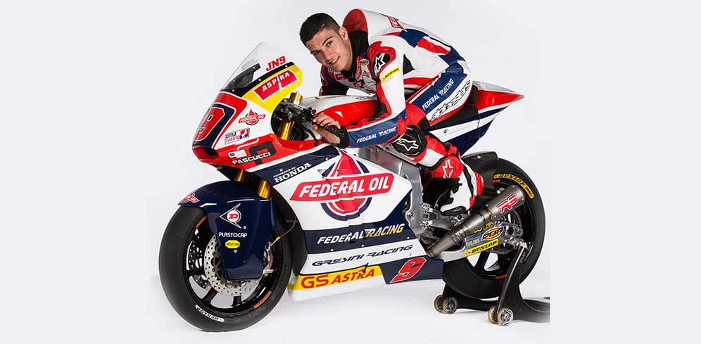 Tim Federal Oil Gresini Moto2 Makin Indonesia